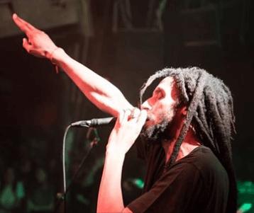 יום הולדת 2 – Julian Marley One Love